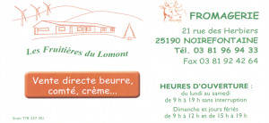 fromagerie Noirefontaine